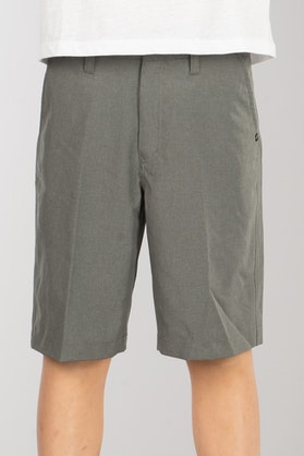 Fox Essex Tech Shorts Graphite Youth