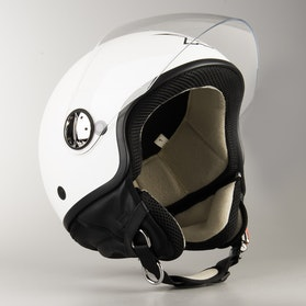 AXO Subway Basic Jet Helmet - Matte Blue
