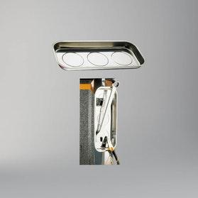 Uchwyt magnetyczny na narzędzia, prostokątny Beta Tools