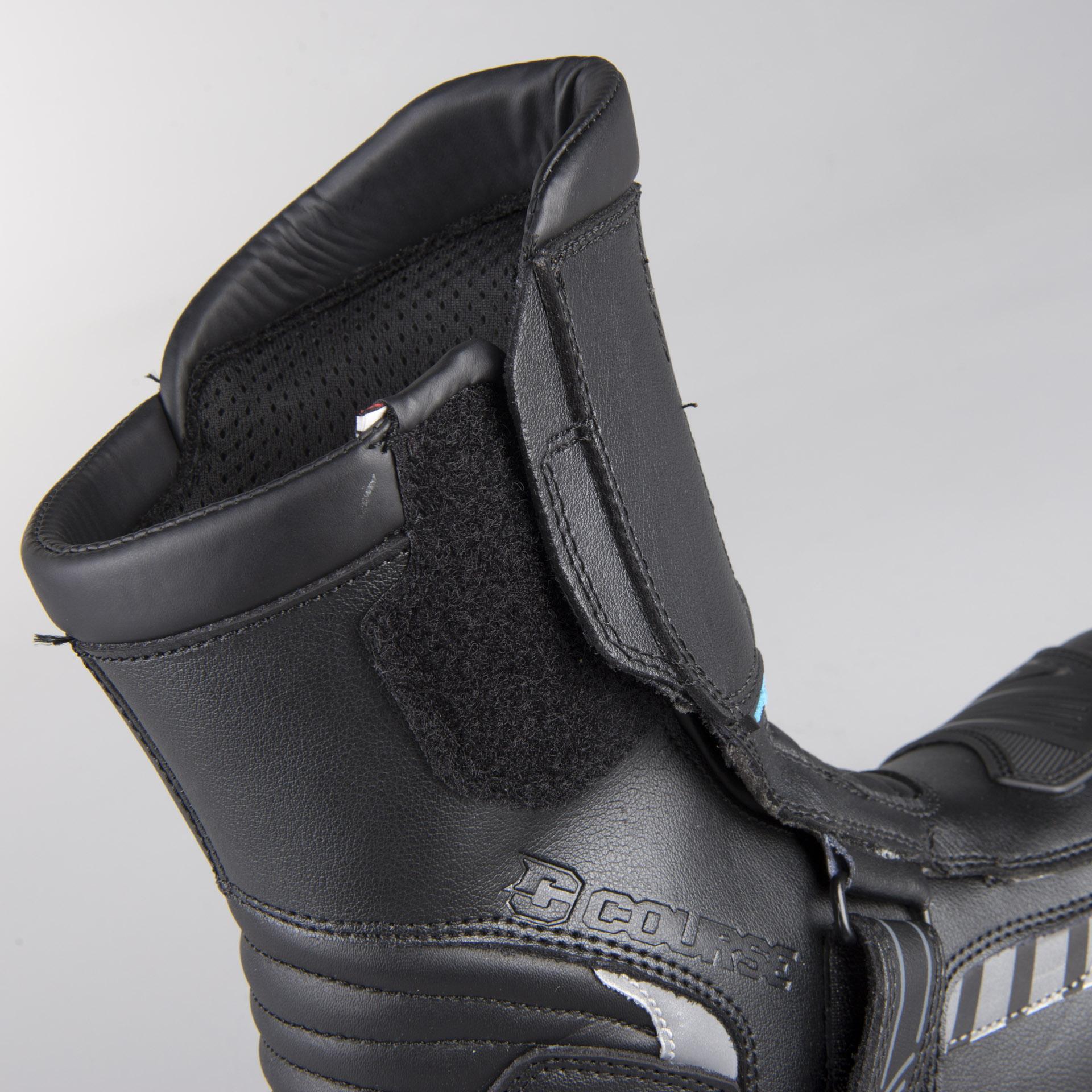 Stivali Moto Course High Tour Nero Adesso 42% di risparmio