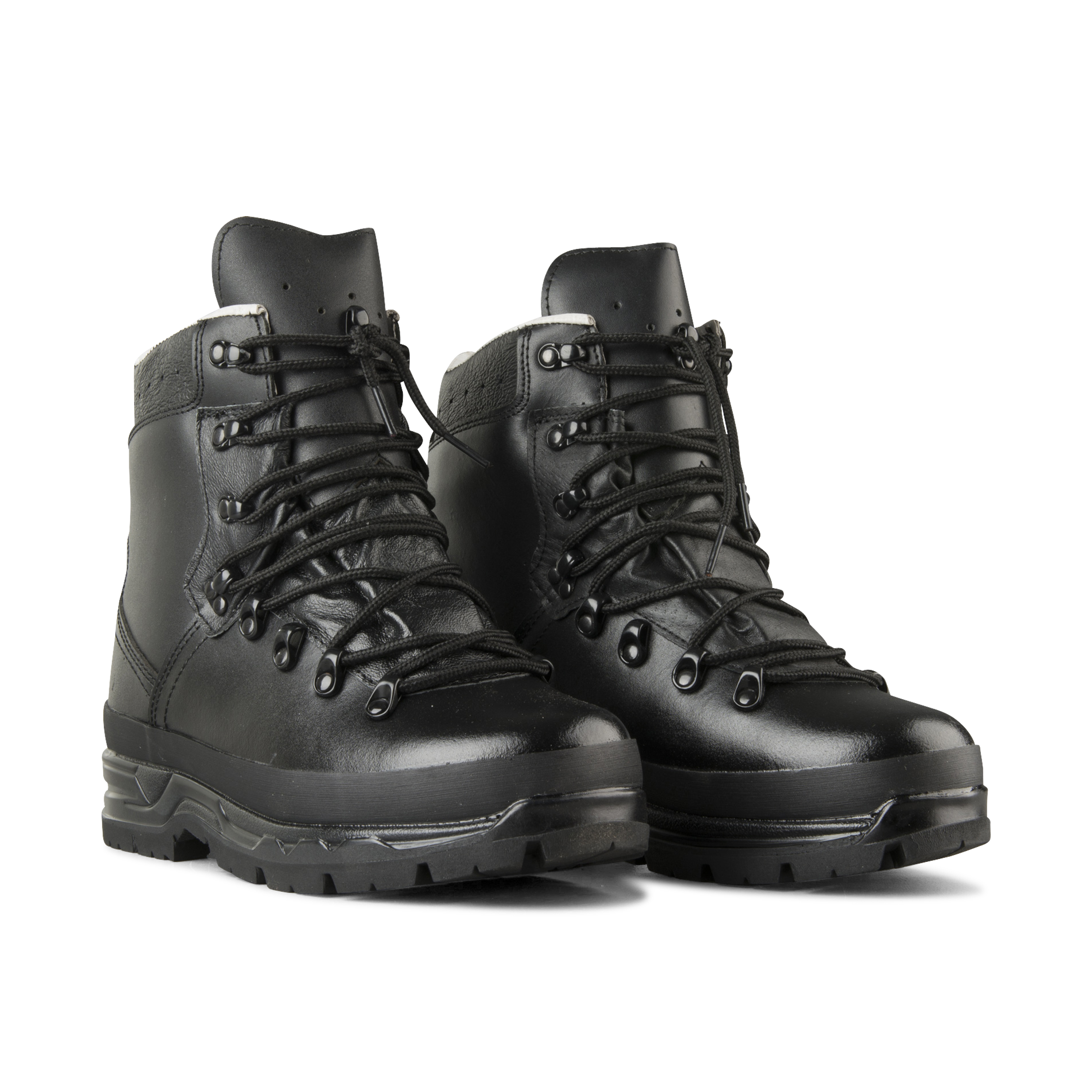 Brandit BW Millitary Shoes - Black