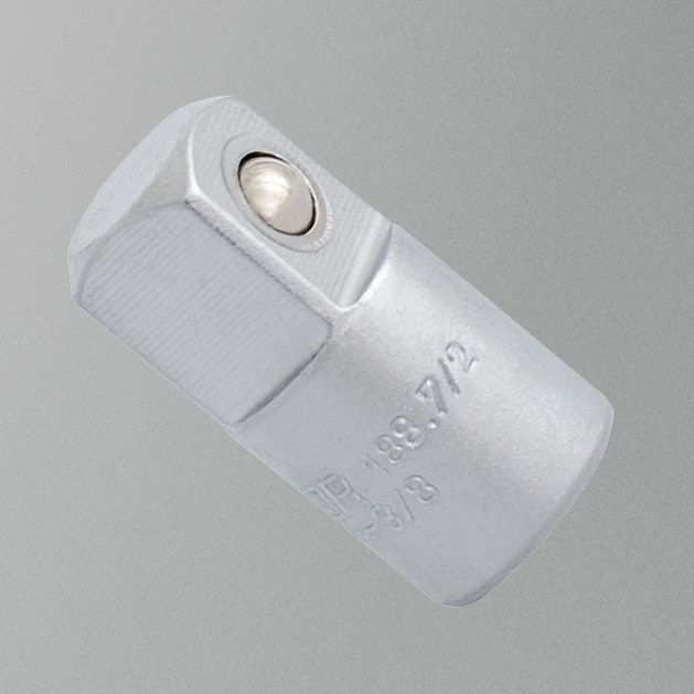 """Unior 1/4"""" Socket Adapter"""