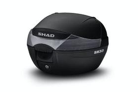 TopBox Shad SH33 Černá + Držák