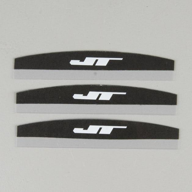 JT Racing Mud Flap 3-Pack