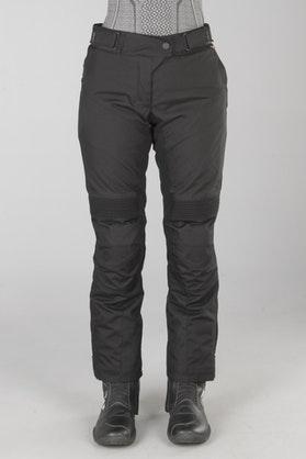 Spodnie Richa Cyclone Gore-Tex Damskie Krótkie Czarne