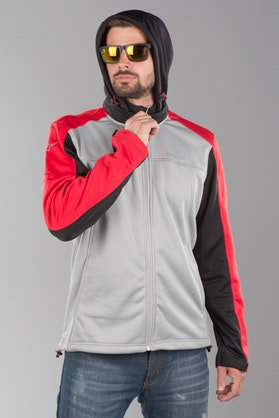 Alpinestars Stratified Jacket Silver-Dark Grey