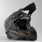 Acerbis Steel Carbon Fibre MX Helmet Gold