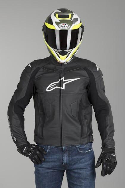 biggest discount many fashionable high quality guarantee Alpinestars GP-Plus R V2 Leather Jacket Black