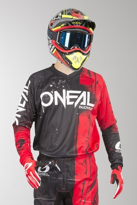 O'Neal Element Shred MX Jersey Red