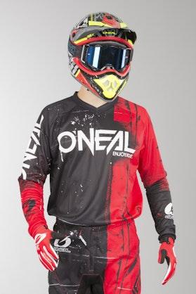 Bluza Cross O'Neal Element Shred Czerwona