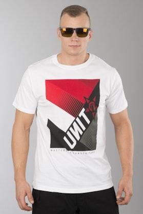 T-Shirt Unit Impact Biały