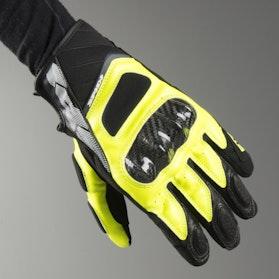 Rękawice Spidi STR-4 Coupe Czarny-ŻółtyFluo