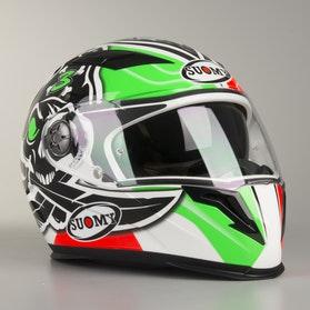 Suomy Halo Biaggi Replica Helmet