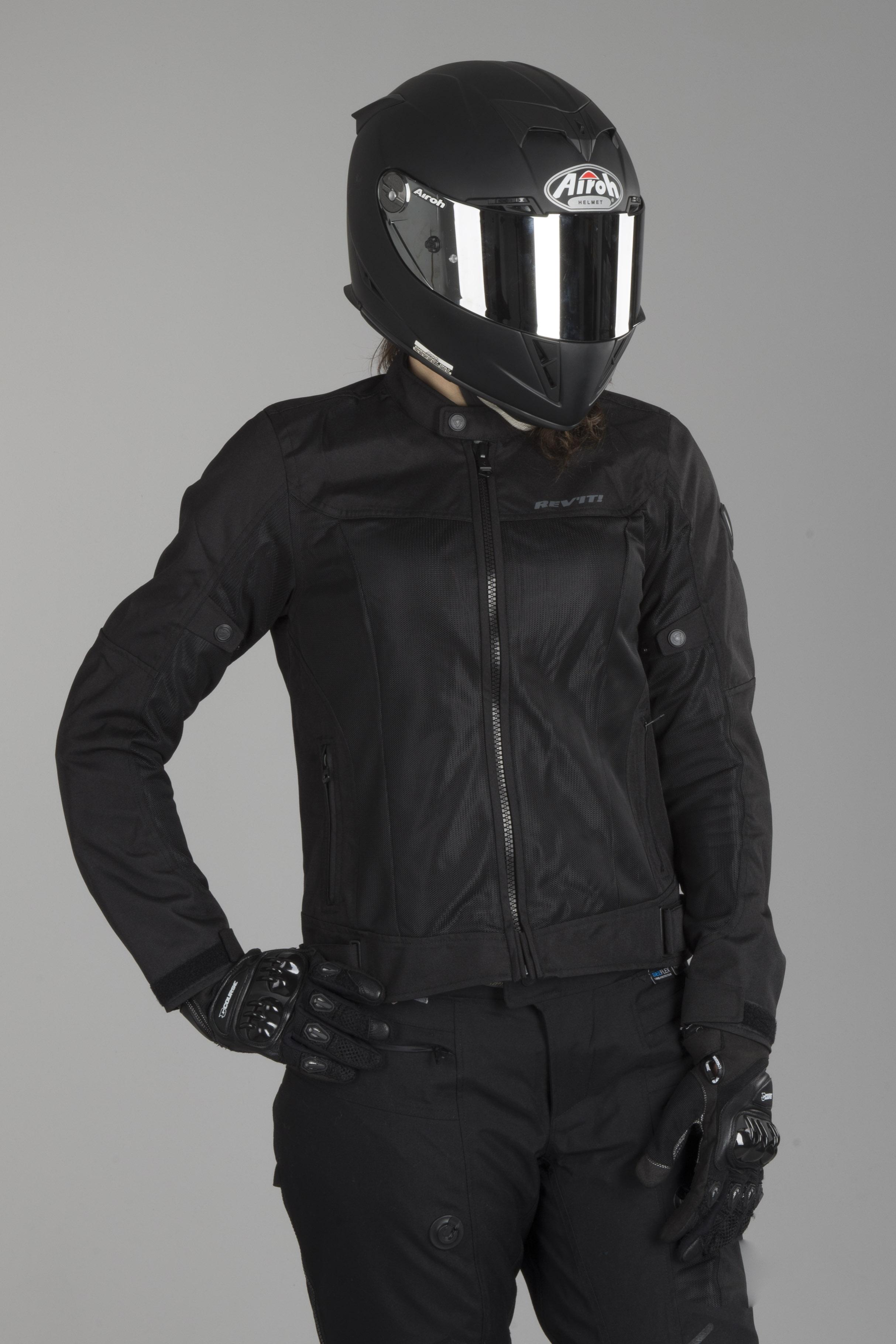 Blouson moto été femme Rev'it ECLIPSE LADIES
