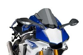 Owiewka Puig Z-Racing Yamaha R1 Ciemna Dymiona
