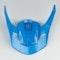 GPX 4.5 V22 #M-XXL Helmet Peak Blue-Red