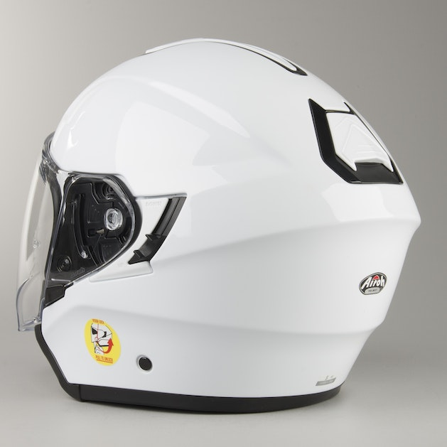 Airoh Hunter Color White Gloss