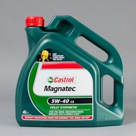 Olej syntetyczny Castrol Magnatec 5W-40 4L