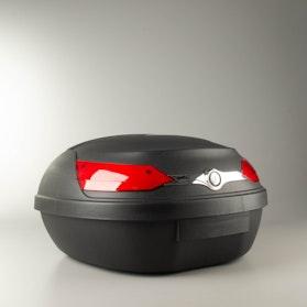 Kufer Motocyklowy XLMOTO 51L Czarny Matowy