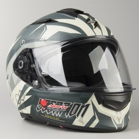 Kask Scorpion EXO-510 AIR CIPHER Zielony