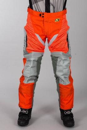 Spodnie enduro Klim Mojave Pomarańczowe