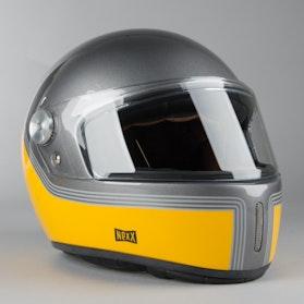 Kask Integralny Nexx XG.100 R Motordrome Żółty