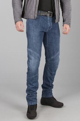 Jeansy Dainese Todi Slim Medium-Denim