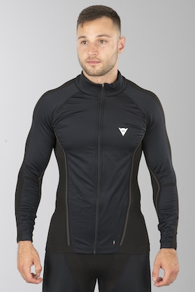 Dainese D-Core No-Wind Dry Tech Top Black-Grey