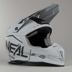 Kask Cross O'Neal 5 Series Hexx Szary
