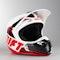 Kask Cross Shift Assault Race ECE Czarno-Biały MX 15