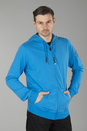 Acerbis Rock SP Club Hoodie Flourescent Yellow-Blue