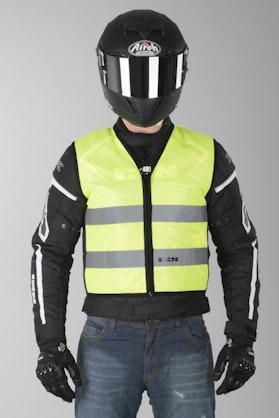 IXS Neon II Reflective Vest