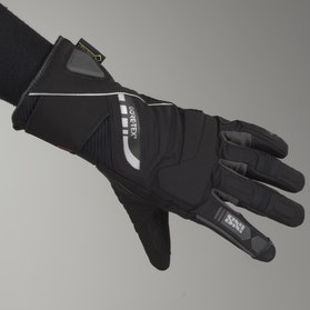 IXS Timor GTX Black Gloves