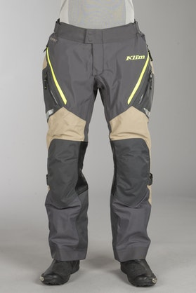 Spodnie Motocyklowe Klim Artemis Neonowe