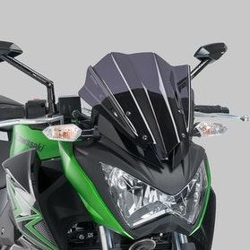 Owiewka Puig New Generation Kawasaki Ciemna Przydymiona