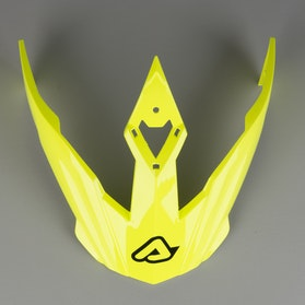 Daszek do Kasku Acerbis FS-606 Żółty