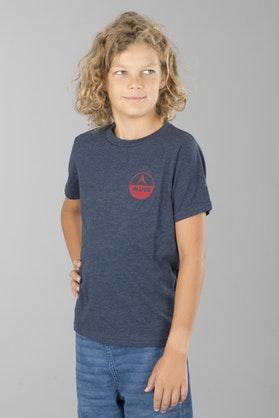 T-Shirt Alias Nickel Midnight Dziecięcy Marynarski