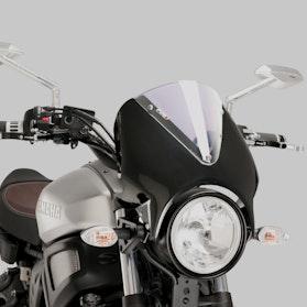 Owiewka Puig Retrovision Yamaha Karbon-Przezroczysta