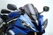 Owiewka Puig Z-Racing Yamaha R6 Windshield Ciemna Dymiona