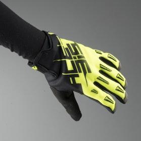 Acerbis MX2 Cross-Gloves Yellow-Blue