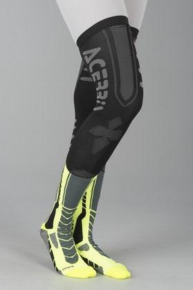 Ponožky Acerbis X-Leg Pro Černá-Žlutá