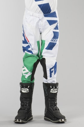 Fox 180 MX 18 Sayak Kids MX Trousers Green