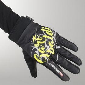 Rękawice Garibaldi Bloomy Czarne