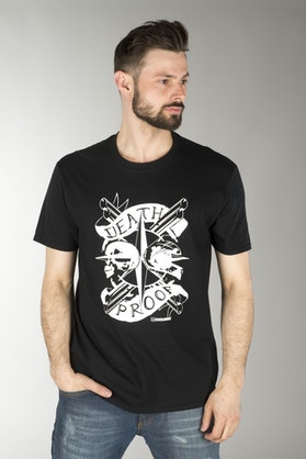 Course Death Proof T-Shirt Black
