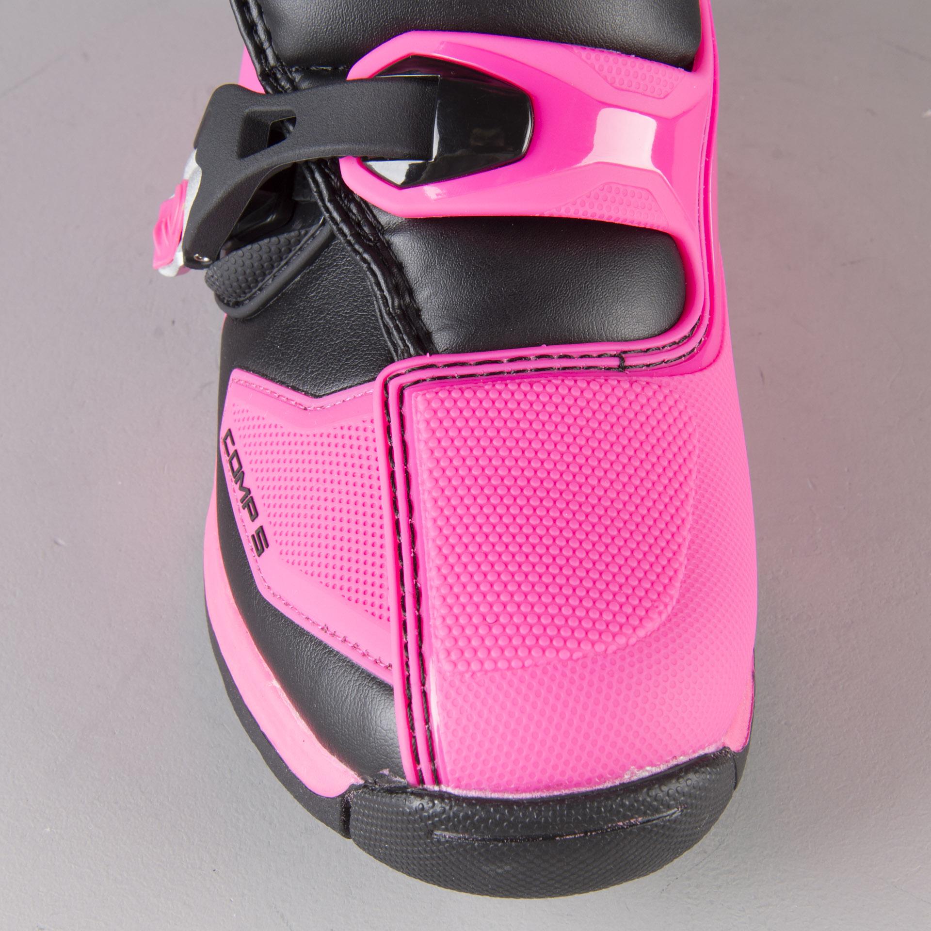 FOX Comp 5 Women´s MX Boots Black Pink Buy now, get 57