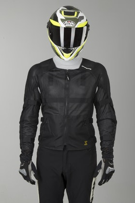 Spidi Airtech Armour Jacket Black