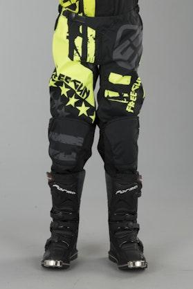 Freegun Nerve Youth Cross-Trousers Neon Yellow