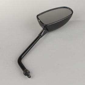 Sidespejl JMP Oval, Carbon