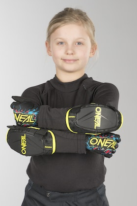 O'Neal Peewee Elbow Protection Neon Yellow