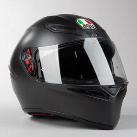 Kask Motocyklowy AGV K1  Czarny Mat